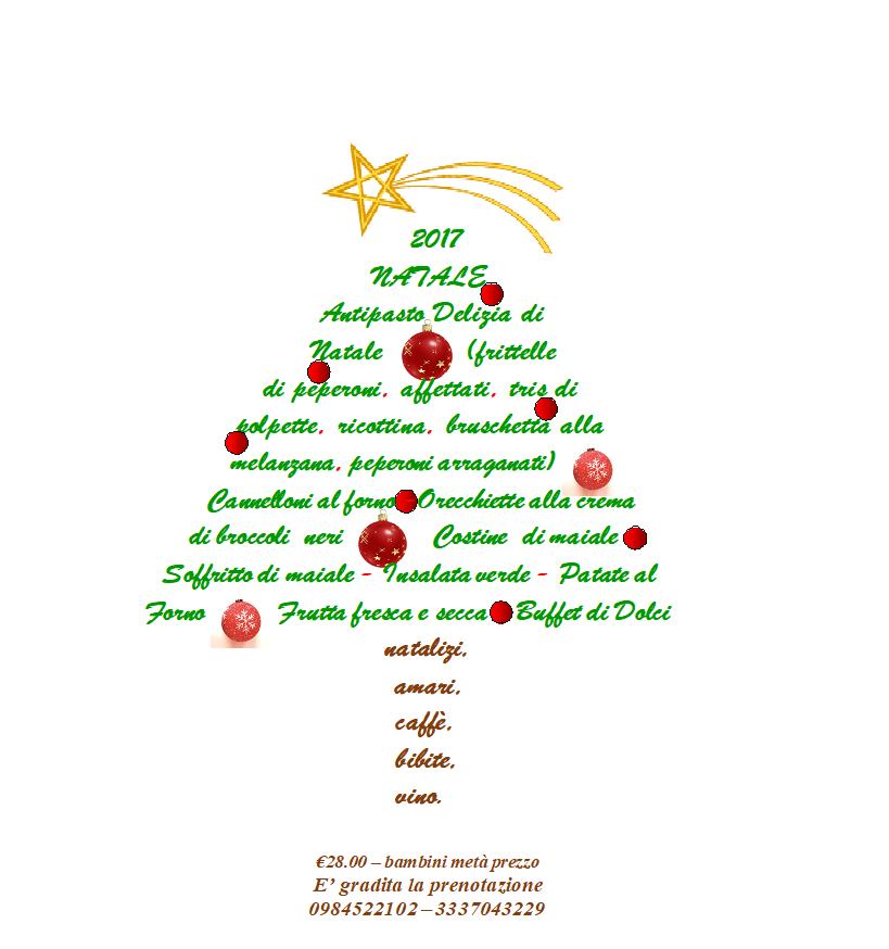 Immagini Feste Di Natale.Aria Di Feste Pranzo Di Natale 2017 E Pranzo Di Capodanno